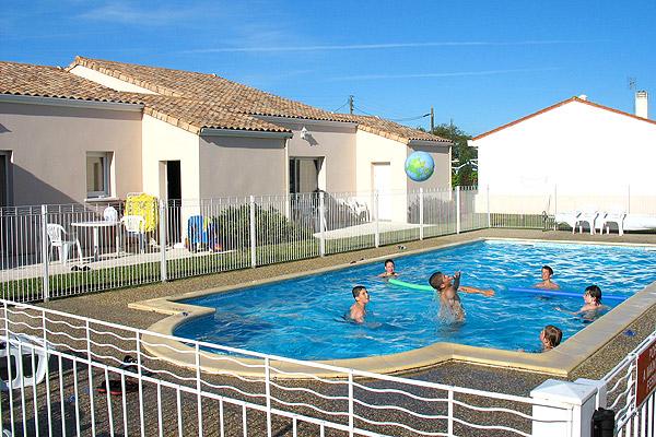 Delightful Heated Swimming Pool